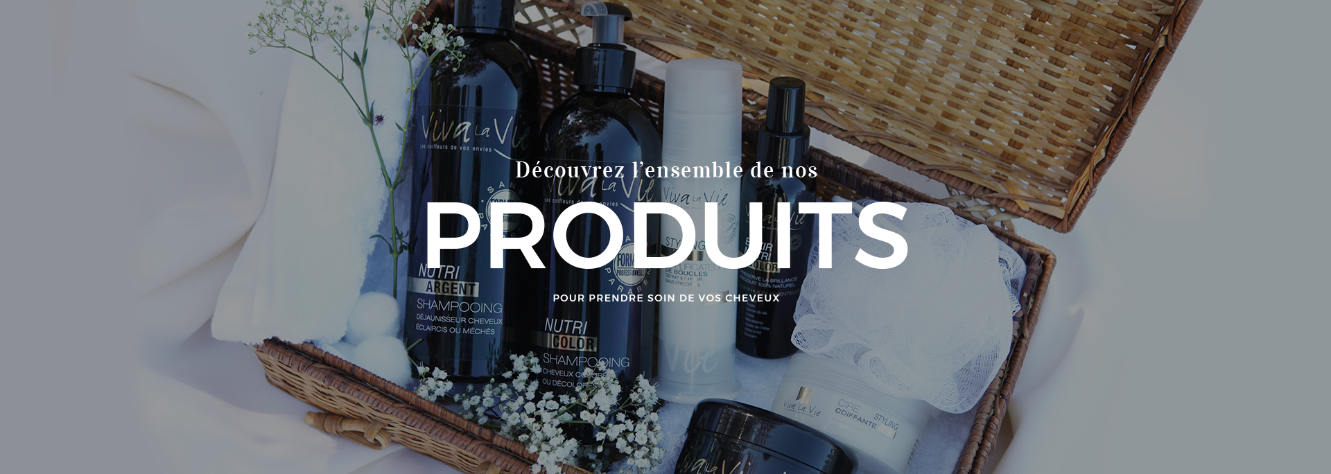 Produits pour cheveux | Viva la Vie